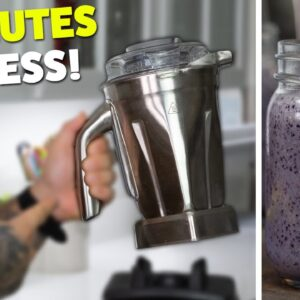 How To Meal Prep with Your Blender