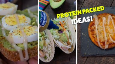 3 Quick & Healthy Recipe Ideas in 15 Minutes or Less