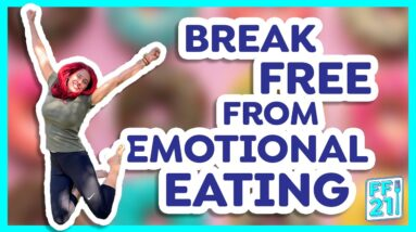 Breaking free from emotional eating // Food Freedom Wins (Day 6)