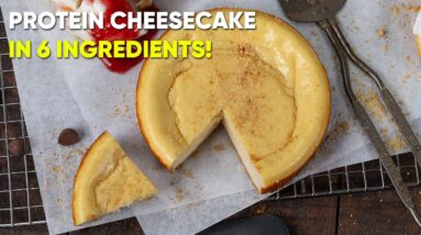 Easy Cottage Cheese Cheesecake Recipe