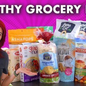Healthy Grocery Haul – My Favorite Food & Snacks!