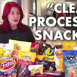 Surprisingly Healthy Processed Snacks (?!)