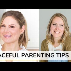 PEACEFUL PARENTING TIPS | dani gets coached on her tween