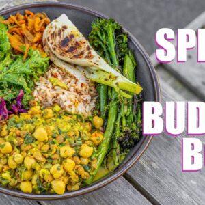 SPRING VEG BUDDHA BOWL 2021 | EFFORTLESS BUDDHA BOWL TIP