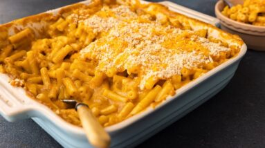 Vegan Mac and Cheese | CHEAP EASY VEGAN RECIPE