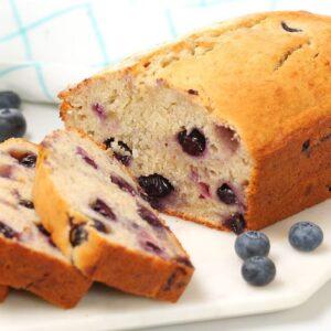 Blueberry Banana Bread | Easy & Delicious Summer Baking