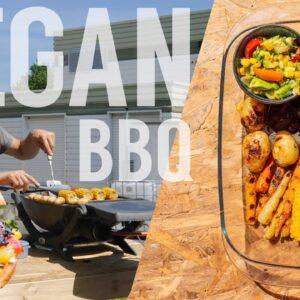 EASY VEGAN BBQ | SUMMER FEAST