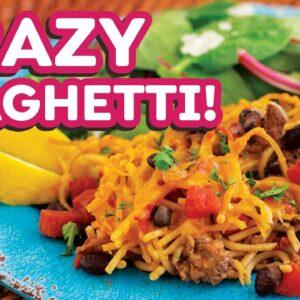 3 CRAZY Spaghetti Recipes + Spaghetti Grilled Cheese (?!)